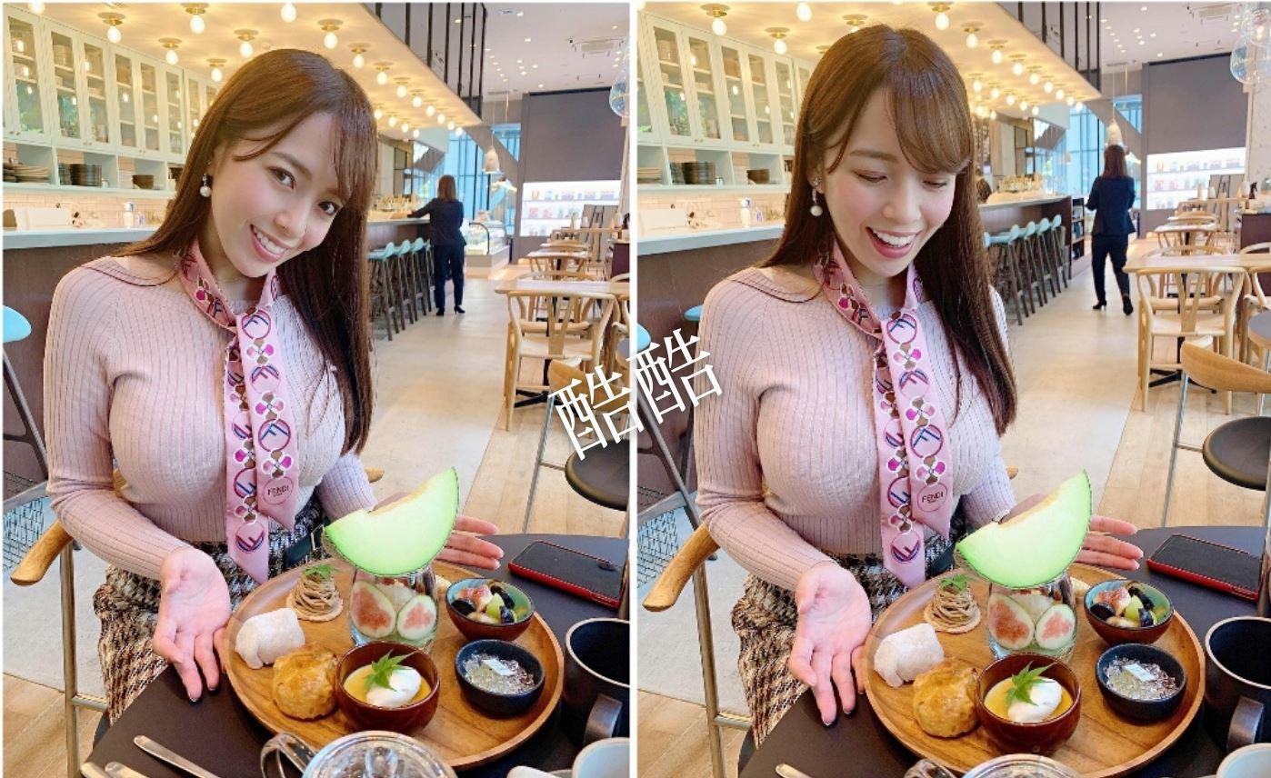 吃飯時碰到津子姐,一身裝讓吃著飯的我看到就覺得飽了.網友都說看到就飽了~