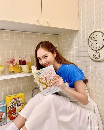 Jessica自傳小說「出現少時標誌」 內容曝光:充滿女生間陰險狡詐