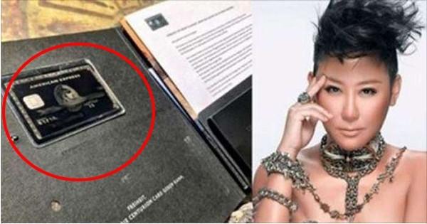 傳說中的「黑卡」有多神秘?臺灣擁有的藍心湄竟透露出這樣的秘密