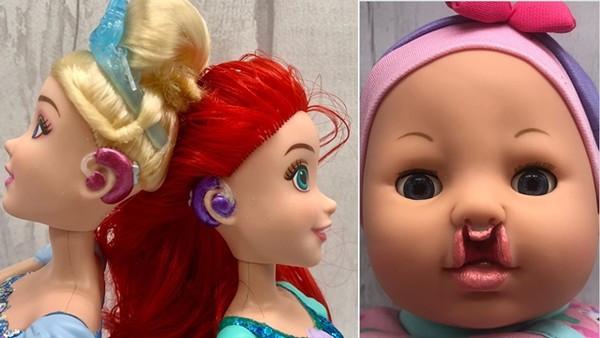 我女兒不是怪胎!暖媽手作「缺陷娃娃」狂賣2000隻 教小孩認識包容:人並非完美
