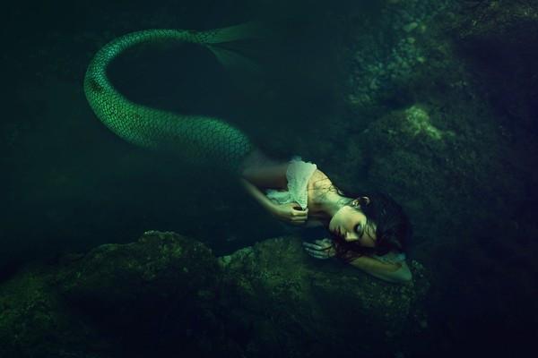 美人魚真實存在過?竟從陸地走向海底逐漸被忘記