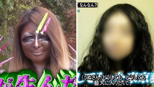人妻熱愛「澀谷黑辣妹」裝扮!上節目卸妝震驚全場:秒變空靈系少女