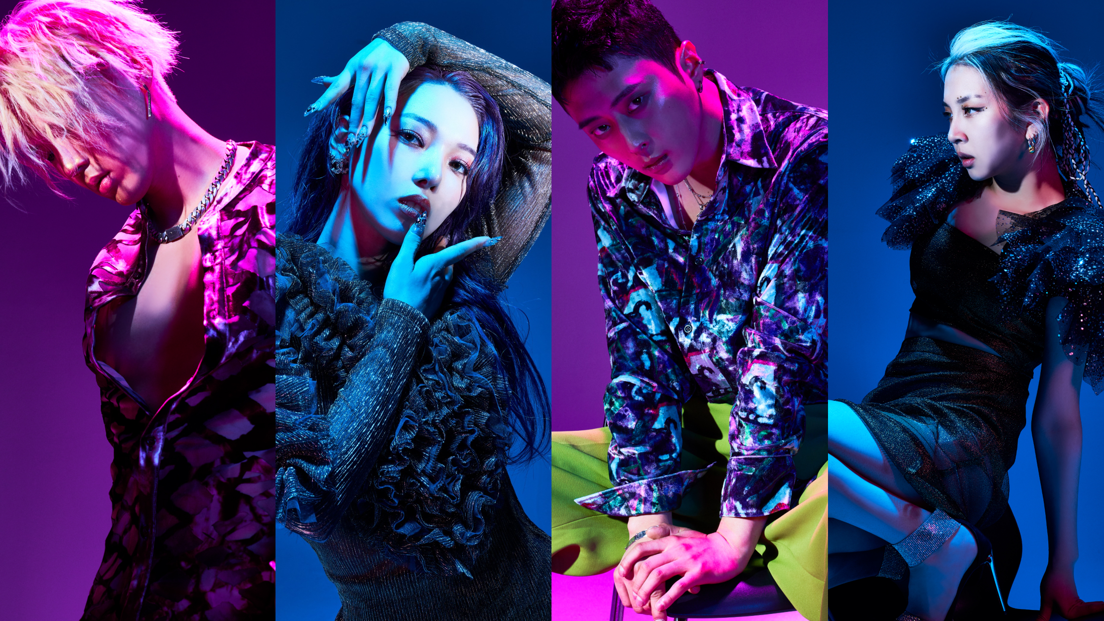 KARD 新單曲開放預購!以〈Gunshot〉為首收錄三首歌