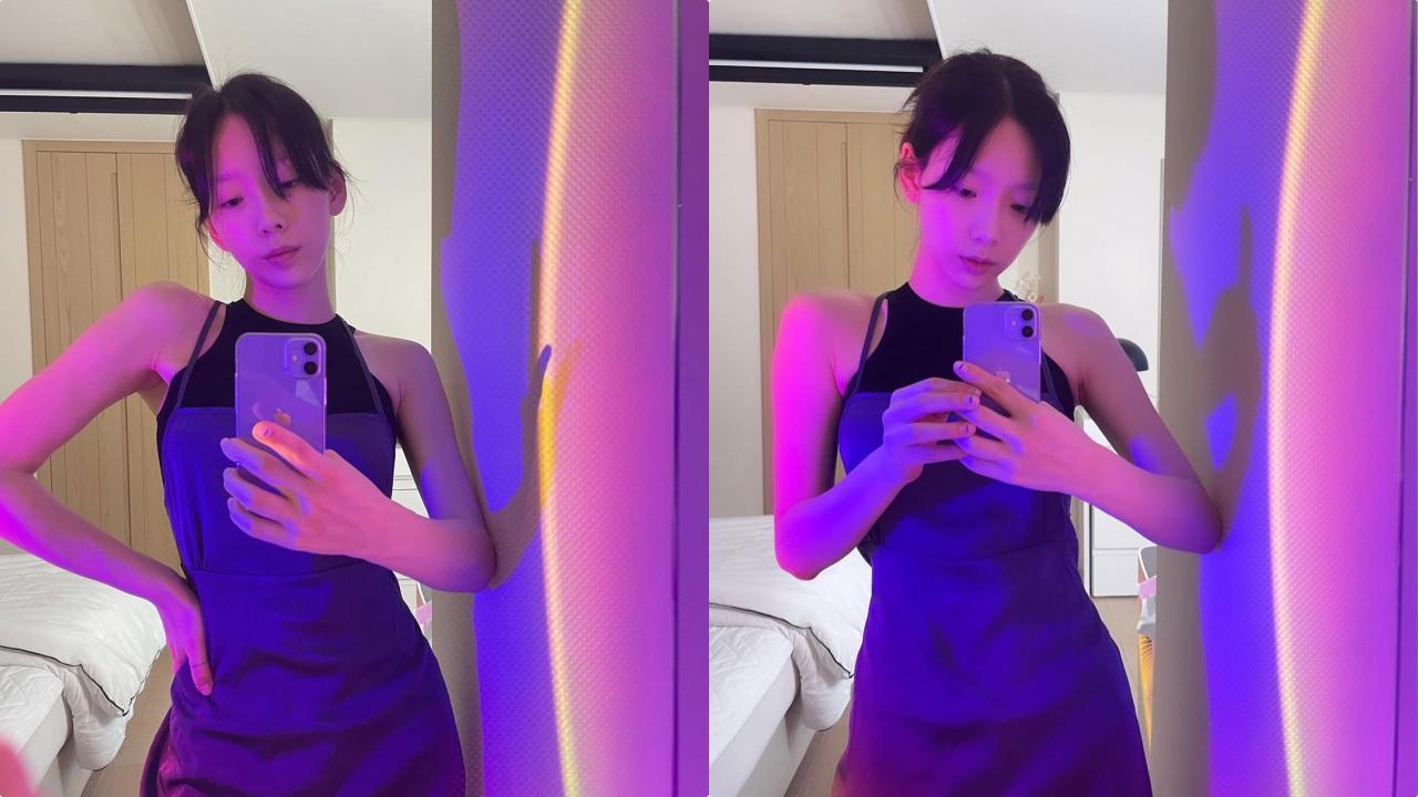少女時代太妍PO新照發尋「物」啟事:撿到眉毛的人請速速聯繫SM娛樂XD