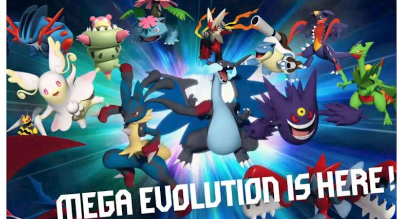 Mega 超級進化加成。