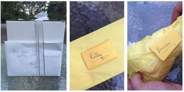 姨婆送新娘白盒子「第一次吵架再開」 小夫妻9年後開箱見幸福秘訣感動落淚