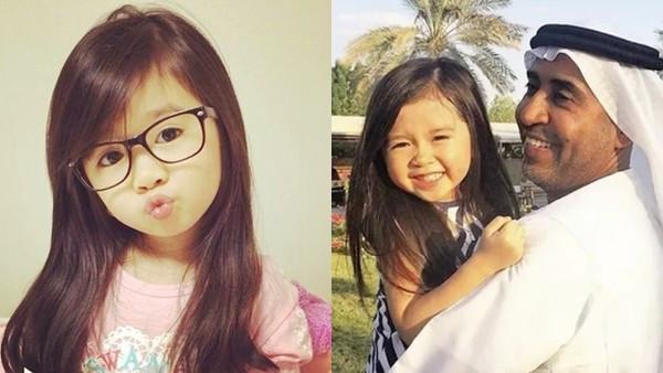 五歲小網美太可愛「杜拜乾爹送勞斯萊斯」收養?多年後真相曝光!