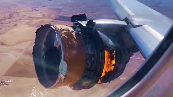 飛機引擎在眼前爆炸!靠窗乘客陰影太大討百萬精神賠償,勝訴機率高