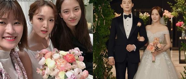 宋智孝出席婚禮全黑打扮被讚爆 韓國婚禮文化知多少?