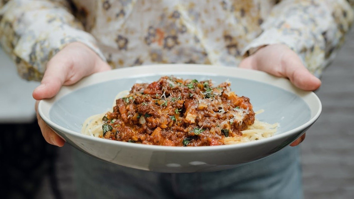 ▲▼肉醬,義大利麵。(圖/取自免費圖庫pexels)