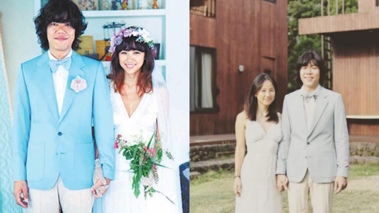 【有片】李孝利看7年前婚禮未公開影片爆笑不止:新娘怎麼突然大口喝啤酒