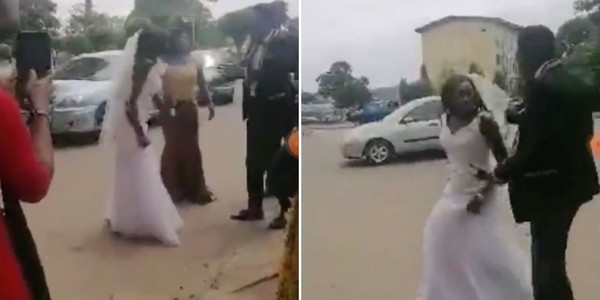 結婚前晚「新郎狂啪伴娘閨蜜」  新娘入禮堂前被驚喜告知 沿路崩潰逃婚