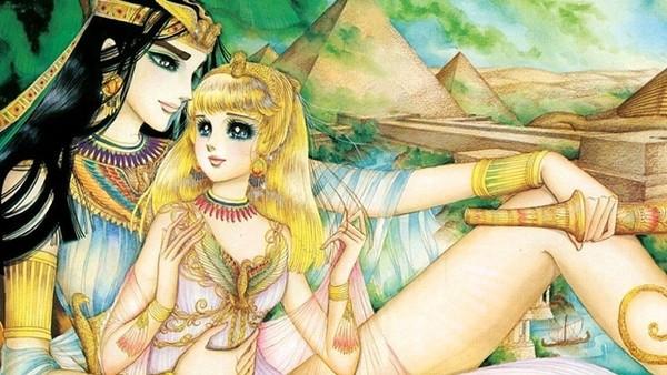 比八點檔還狗血!《王家的紋章》富家女穿越古埃及 讓「古代F4」全暈船