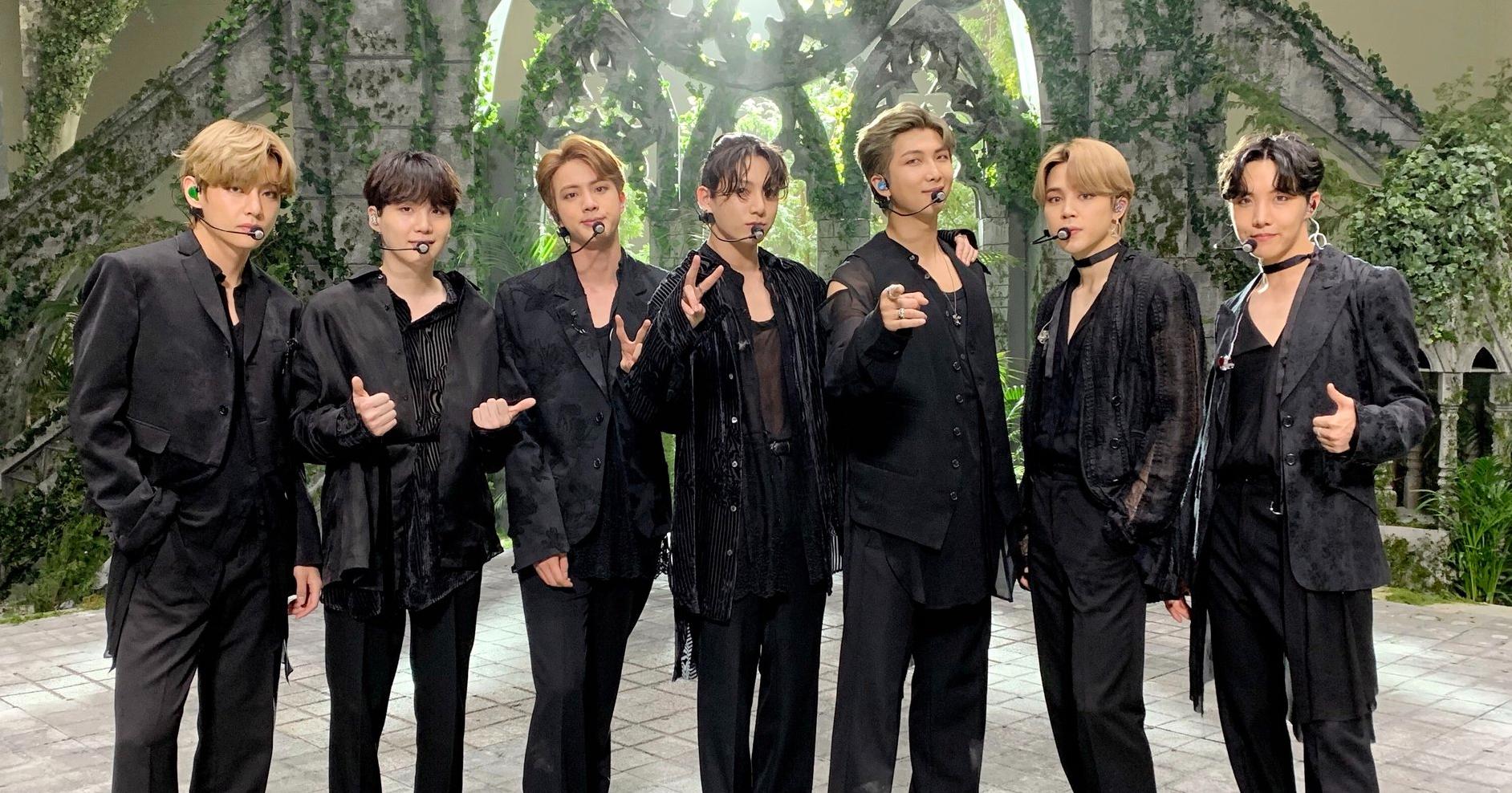 BTS防彈少年團蟬聯《Music Bank》五週冠軍!在告示牌單曲榜上依然名列前茅