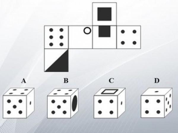 【測驗】你的「空間智商」有多高? 通過這8題你就無敵了!