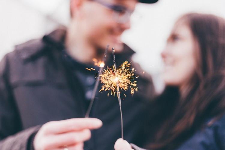 ▲慶祝,派對,煙火。(圖/unsplash)