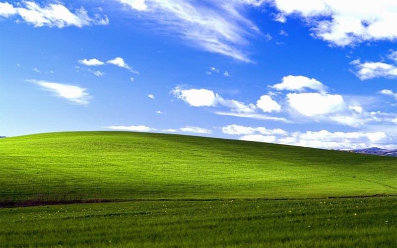 你認得這張「微軟桌布」嗎?不是P圖「原來真的有這個地方」如今它變成這樣