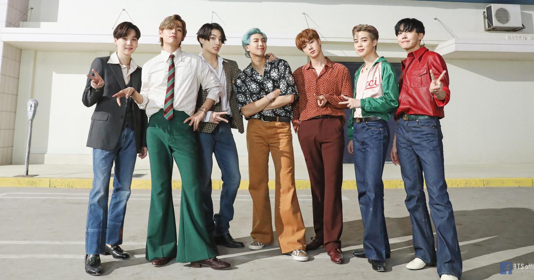 BTS防彈少年團公開新版本〈Dynamite〉音源 今晚還有另一支 MV!