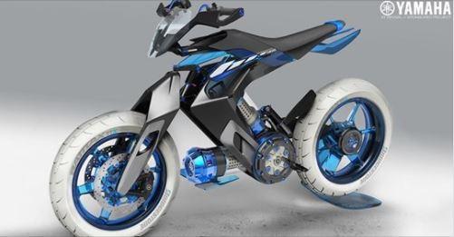 不吃油也不吃電!Yamaha新款機車「只加水就能跑」 2025年即將量產!