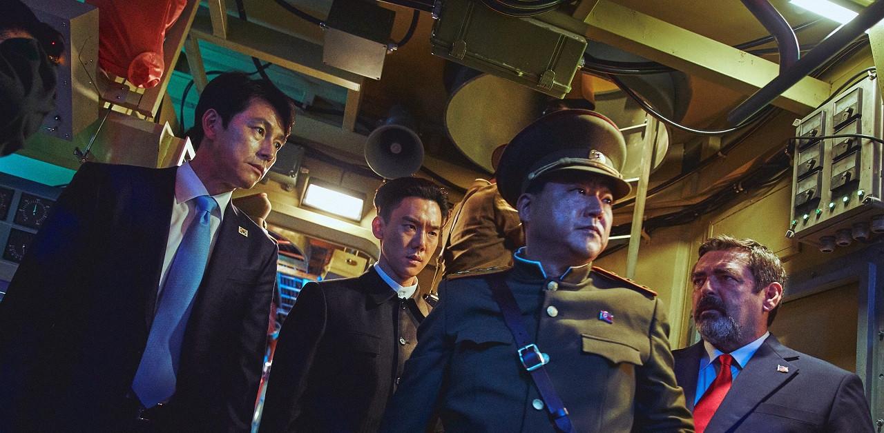 韓國開畫票房冠軍《鋼鐵雨2 : 核戰危機》即將在香港上映!