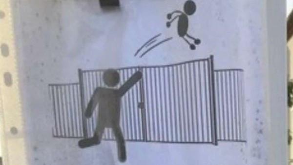 法國爸媽太浪!慢載孩上學遲到「丟進學校牆內」 校方受不了:拜託別再偷渡