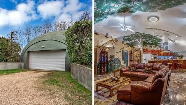85坪「地下豪宅」要價6千萬! 從地上看還以為是防空洞呢