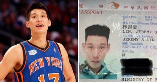 林書豪「領中華民國護照」 證實入籍:成為正港台灣人!