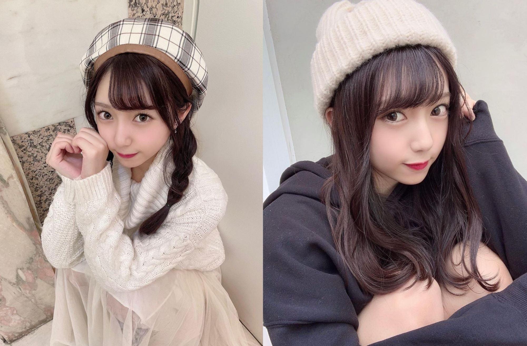 [人物]甜萌櫻花妹「萩田ここ」撒嬌表情甜到讓人蛀牙 整個女友感突破天際啊