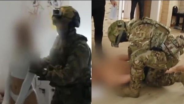 步兵裸體直擊!特種部隊攻入A片攝影棚  鄉民笑翻:洋槍跟真槍的對決