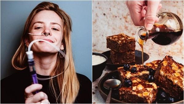 罹怪病6年沒吃過飯!天才女廚「靠眼鼻做菜」聞一口就滿足:已經很幸福
