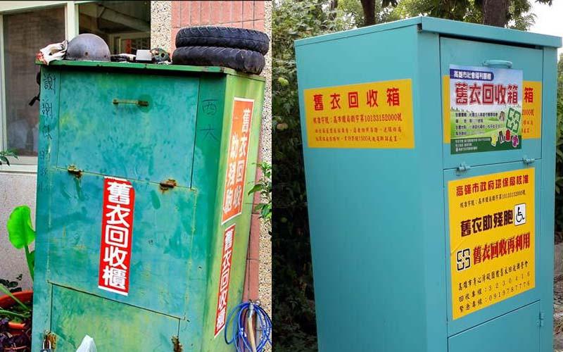你丟進「舊衣回收箱」裡的衣服真的都送給需要幫助的人了嗎?其實它們全部被載到這神祕的地方!