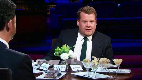 嫌棄皮蛋、滷鳳爪!名主持人把亞洲美食當懲罰道具 萬人請願要他道歉