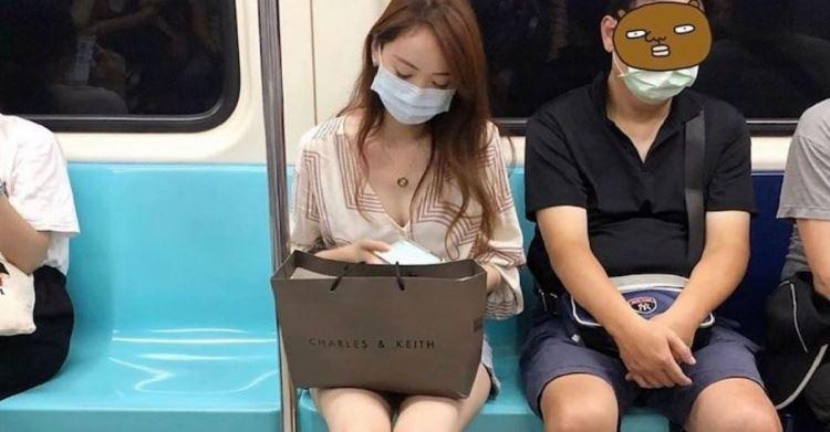搭捷運遇長腿女孩 網友神出IG後驚喜:果然沒讓人失望!
