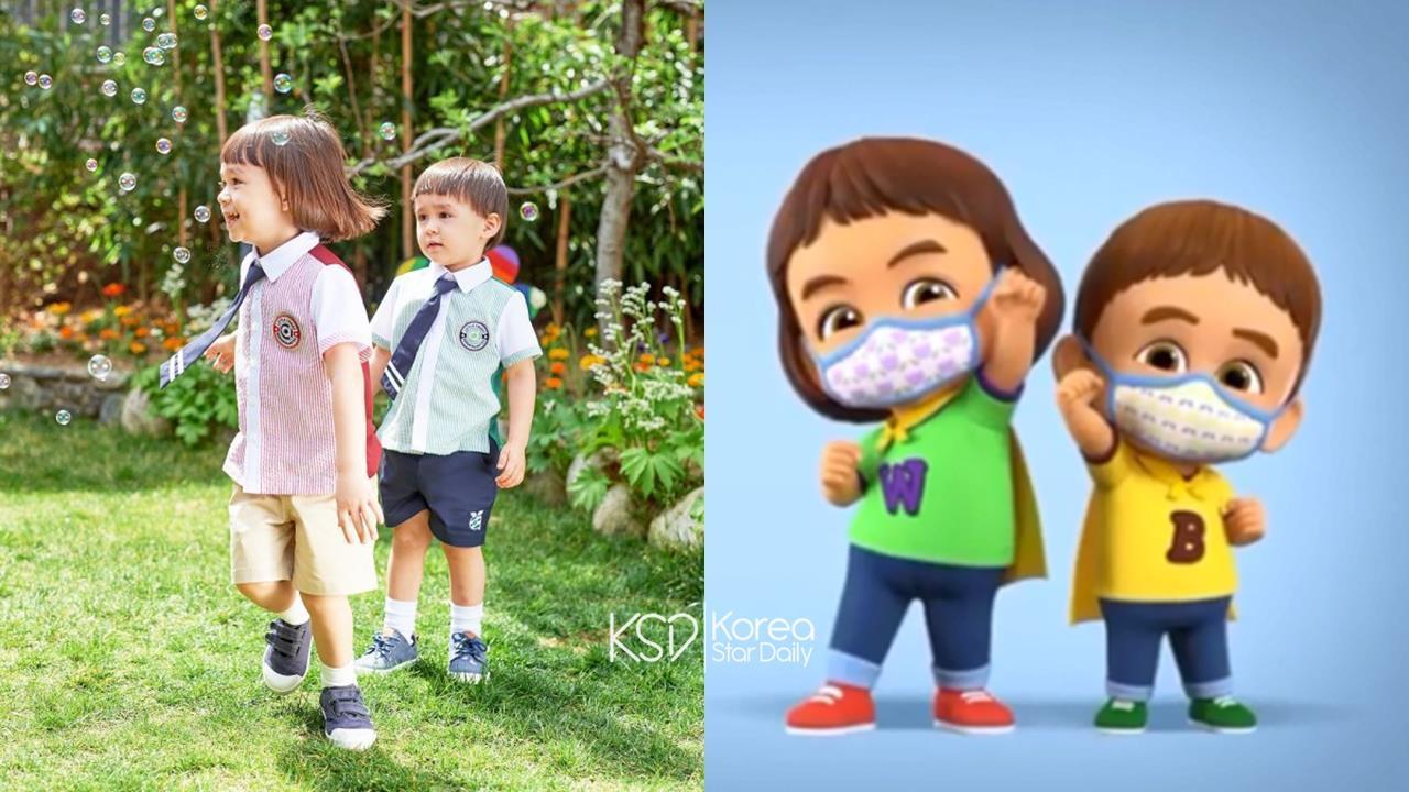 「威本聯盟」威廉&本特利兒童服飾代言&防疫宣導影片配音超級萌!