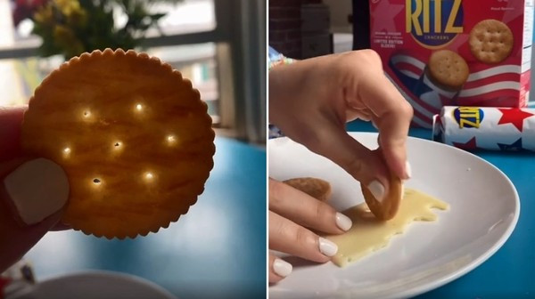 麗滋餅乾邊邊為何是鋸齒狀? 官方曝「超廢用法」網崩潰:我才不信