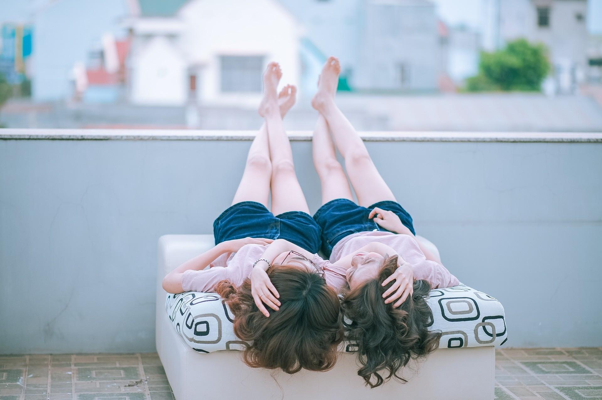 ▲▼閨蜜,好朋友,知己。(圖/示意圖/pixabay)