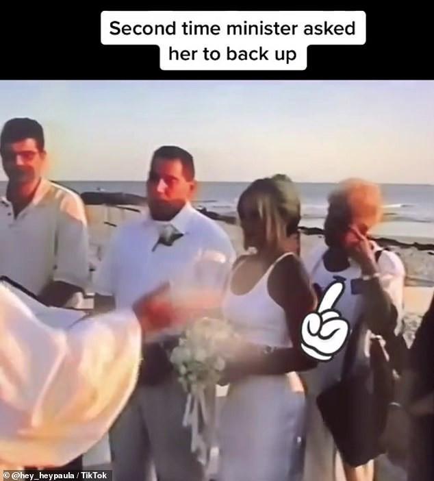 ▲▼ 女子跟媽寶男結婚  。(圖/翻攝自Tik Tok/@hey_heypaula)