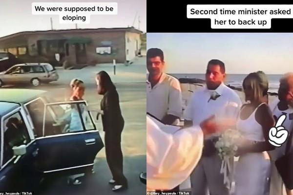 比新娘搶眼!婆婆「婚禮全身白」想去洞房夜監督 女怒甩媽寶:跟你媽結婚去