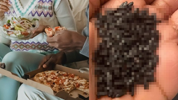 窩房間偷吃太胎歌! 爸媽拿「黑色一粒一粒」給屁孩震撼教育