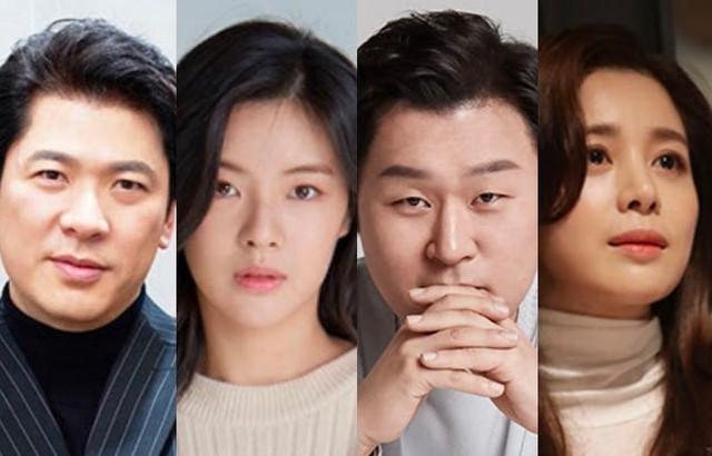 金相慶、李善彬、尹敬浩、徐寧凞將合作新電影《菌》