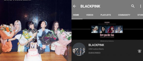 BLACKPINK再創新世界紀錄 YouTube訂閱人數成全球女團之冠