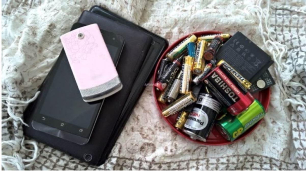 20顆就換錢!電池回收「0.5公斤11元」,每公斤22元,家樂福門市可換現金,7-11、全家折抵消費