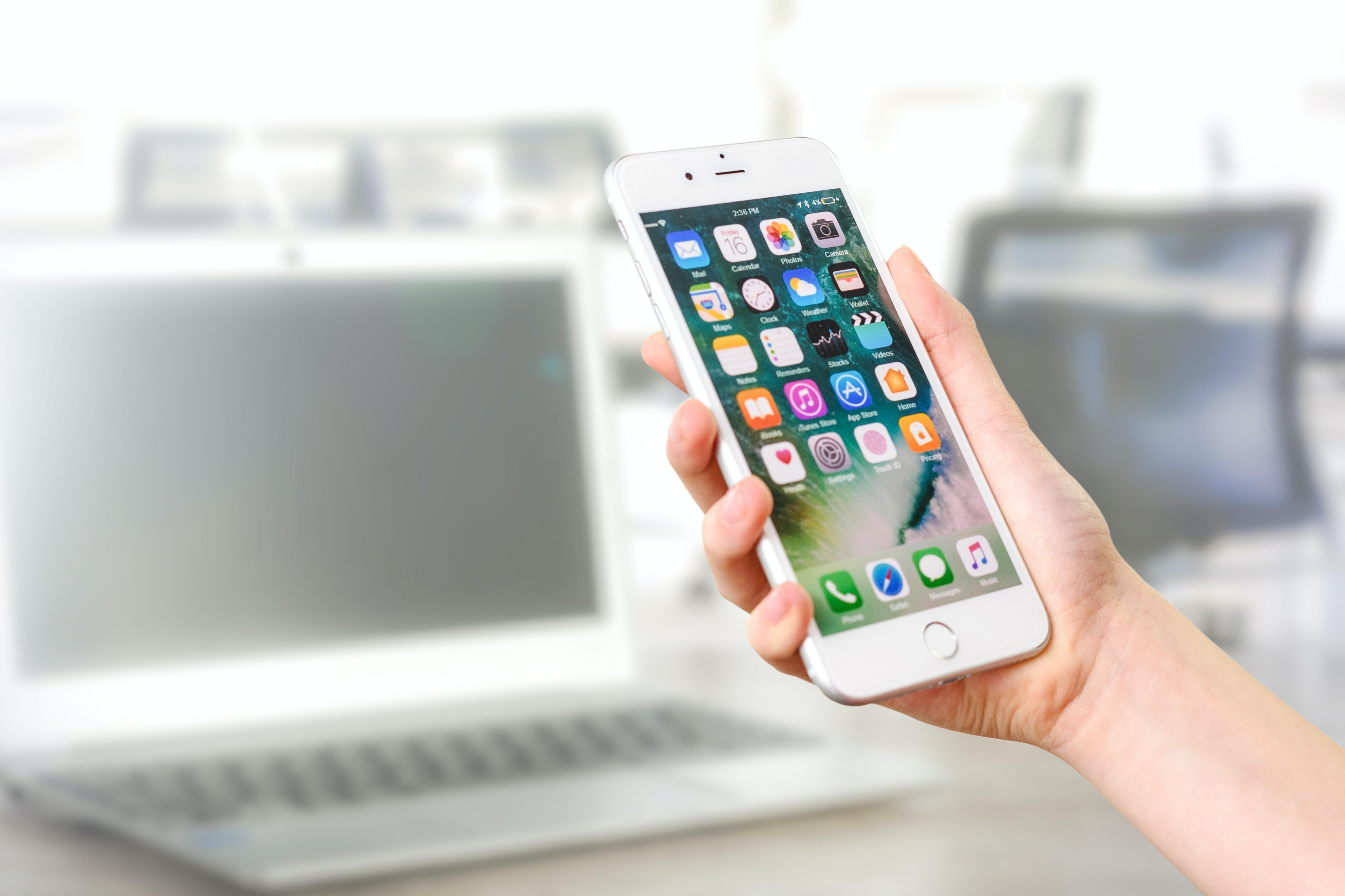 ▲手機,空間,空間釋放,iPhone。(圖/pexels)