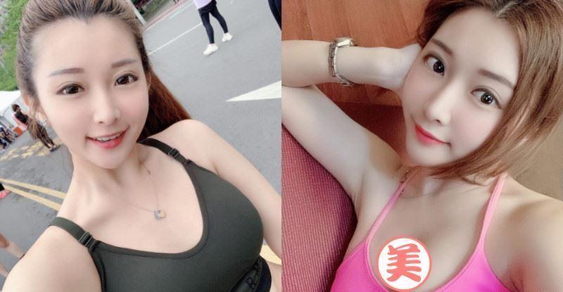 清新運動馬尾妹「Rebeca小花」路跑造型超性感, 姣好身材好火辣!