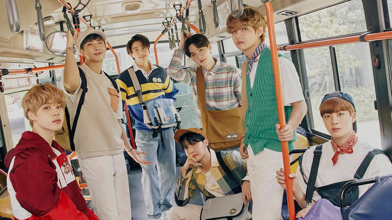 BTS 防彈少年團 將在5月底回歸,專輯準備已進入最後階段!