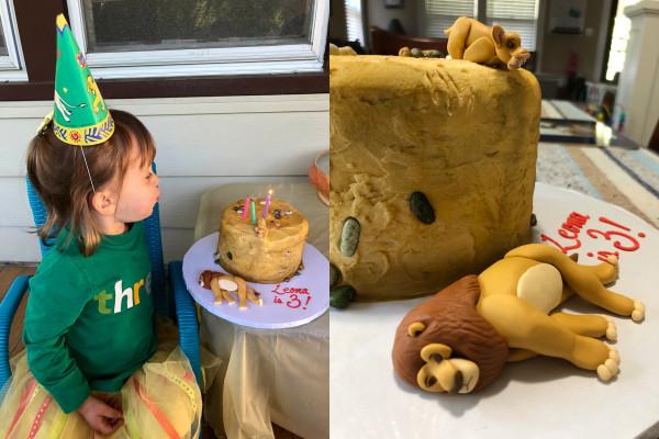 3歲女指名要吃「辛巴看獅子爸死掉」蛋糕 狠勁大人一問嚇傻:想法太成熟