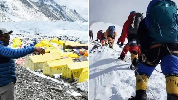 新冠病毒攻上世界第一高峰!聖母峰嚮導爆料:營地都是咳嗽聲,當局還隱瞞