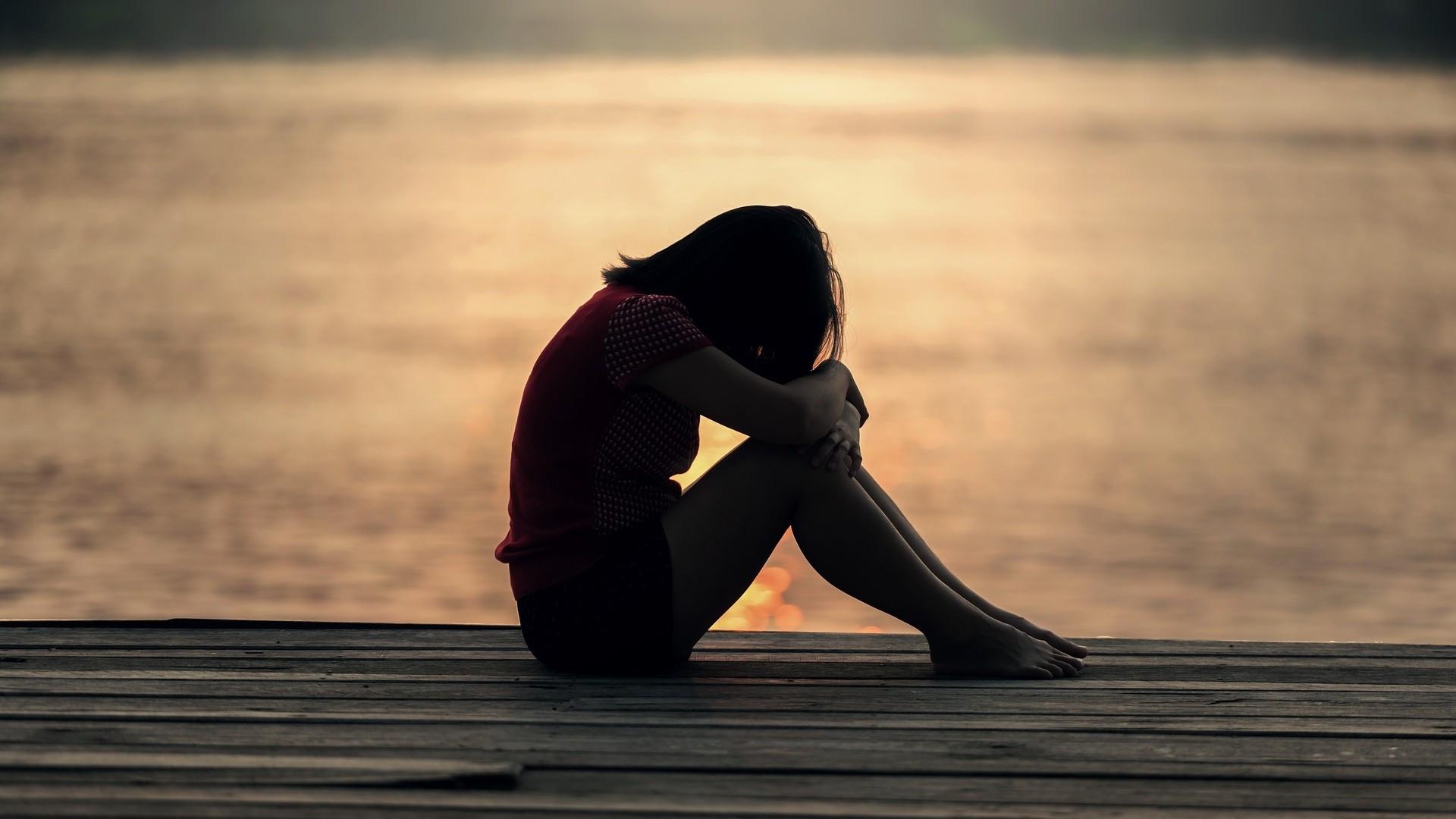 ▲▼失望,落寞,難過。(圖/取自免費圖庫Pixabay)