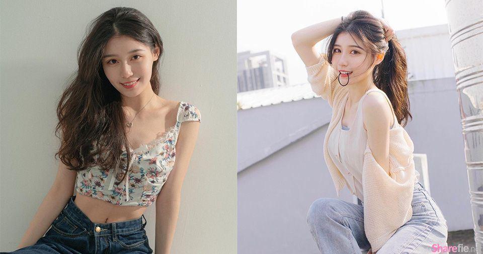台灣正妹Chin 沁柔,清純甜美氣質超迷人