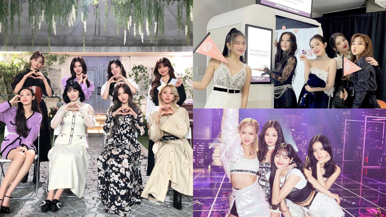 【有片】當BLACKPINK&Red Velvet融合在TWICE身上!韓網民:毫無破綻,雞皮疙瘩都出來了